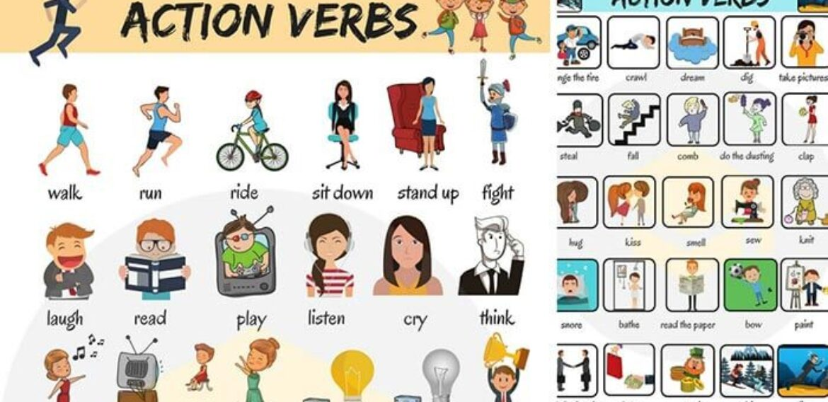 Learn 250+ Common Verbs in 25 Minutes